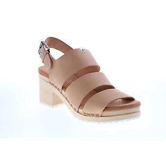 Toms Adult Womens Phoebe Clog Strap Heels