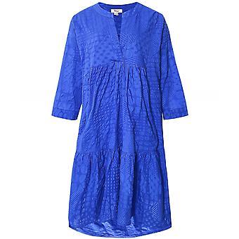 Thanny Patchwork 3/4 Sleeve Dress