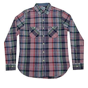 Replay Shirts LS Check Shirt