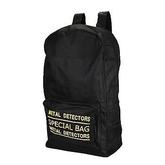 金属探知機はバッグ屋外の冒険大容量のバックパックのキャンバスバッグを運ぶ