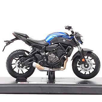 1/18 Scala Maisto 2018 Yamaha MT 07 Modello