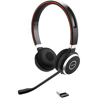FengChun Evolve 65 Wireless Stereo On-Ear Headset Microsoft zertifizierte Kopfhörer mit langer