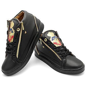 أحذية رياضية - الأمير الأسود الكامل - زوارت