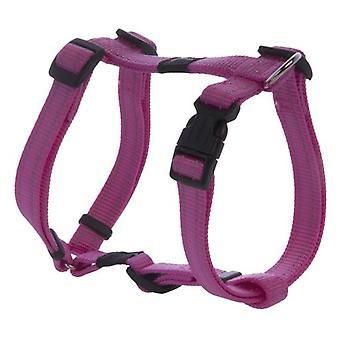 Rogz Plain Nylon Sling Pink (Hunder , Krage, Ledninger og Seler , Seler)