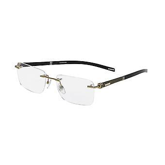 Chopard VCHD88 08FF Shiny Grey Gold Glasses