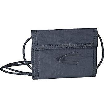 Camel active - Men's wallet, crossbody, credit card wallet, color: dark blue