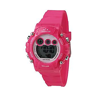 CHRONOSTAR Women's Digital Watch with Plastic Strap R3751277502