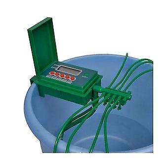 Automatisk bevattning bevattningssystem vatten sprinkler timer timer