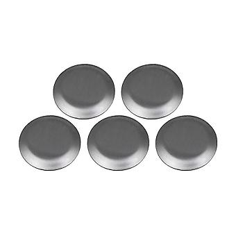For 2.7cm Stainless Steel Faucet Kitchen Sink Hole Cover Set of 5 WS6112