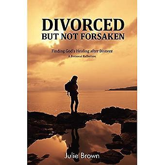 Divorcés mais pas abandonnés: faire l'expérience de la guérison de Dieu à la fin du mariage