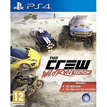Besättningen The Wild Run Spel PS4