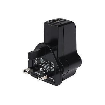 Maplin UK CHARGEUR USB pour téléphones Caméras et autres périphériques USB UK Plug