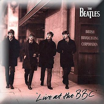 The Beatles - Live på BBC Pin Badge