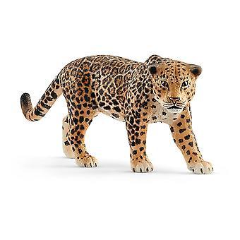 SCHLEICH Wild Life Jaguar Toy Figure