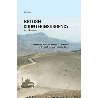Britannian Counterinsurgency by Newsinger & John