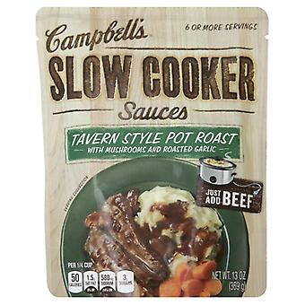 Campbells Entre Pot Roast Tavern St, Cas de 6 X 13 Oz