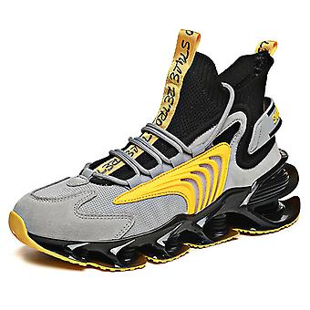 New style blade shoes fashion men's sports shoes 1EA71 Gray