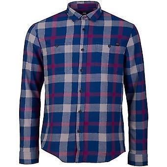 Edwin Labour Check Shirt