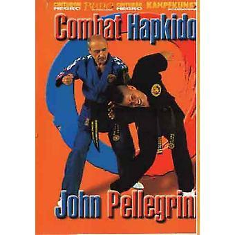 Combate Hapkido Dvd John Pellegrini -Vd7163A