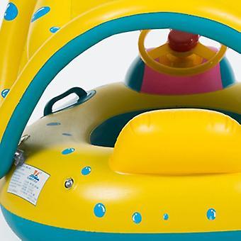 Dejlig Baby Kids Swimming Ring Childs oppustelige Swimming Circle Ringe