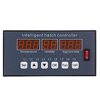 180-240V XM-16 Température automatique Humidité Incubateur Contrôleur LED Couleur dans l'incubateur industriel