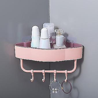 Bathroom accessory sets bathroom accessories bathroom shelves shelf storage rack punch-free shower kitchen accessories wall