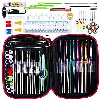 100 Pcs/set Knitting Needles Couture Full Set