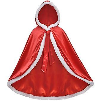 Princess Hooded Cape Cloaks Costume