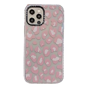 Tide Brand European And American Leopard Print Iphone13pro Max Suitable For Apple Mobile Phone Case All-inclusive Anti-drop