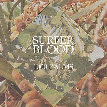 Surfer Blood - importation de 1000 palmiers [Vinyl] é.-u.