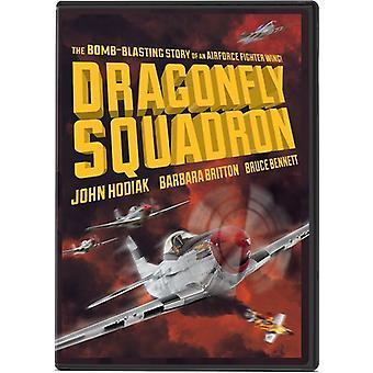 Importation de libellule USA Escadron [DVD]