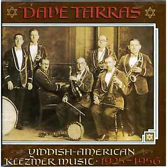 Dave Tarras - Klezmer Music 1925-56 [CD] USA import