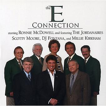 E-Connection - koning Is gegaan [CD] USA import