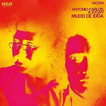 Antonio Carlos & Jocafi - Mudei De Ideia [Vinyl] USA import