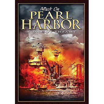 Angriff auf Pearl Harbor: A Tag der Schande [DVD] USA Import