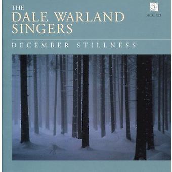 デール ウォーランド歌手 - 12 月の静けさ [CD] USA 輸入