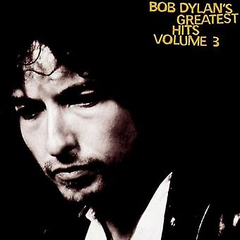 Bob Dylan - Bob Dylan: Vol. 3-Greatest Hits [CD] USA import