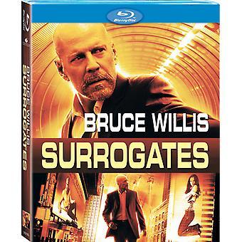 Surrogates [BLU-RAY] USA import