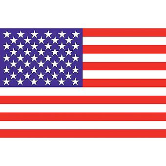 5ft x 3ft Flag - America - Stars and Stripes