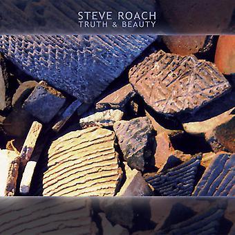 Steve Roach - Truth & Beauty [CD] USA import