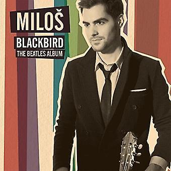 Milos - Merle: L'Album des Beatles [CD] USA import