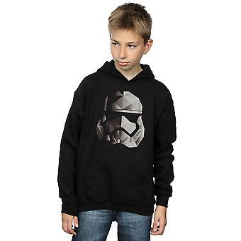 Star Wars Boys ostatni kubizmu Mono Jedi szturmowców kask Bluza z kapturem