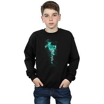 Harry Potter Boys Severus Snape Always Mist Sweatshirt