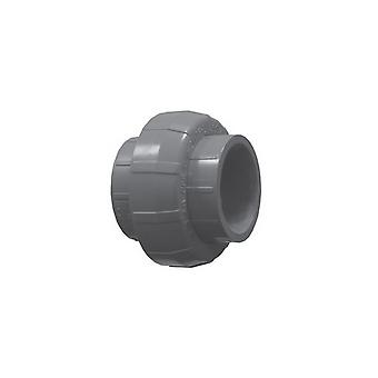 """Lasco 897-015 1.5"""" S x 1.5"""" S Schedule 80 O-Ring Type Union"""