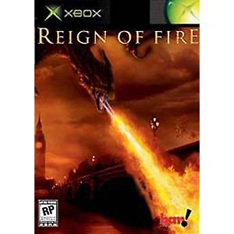 Reign of Fire (Xbox) - New