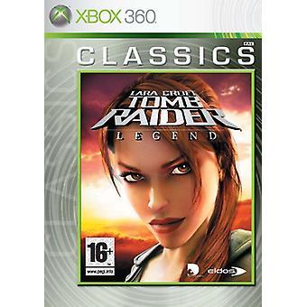 Tomb Raider Legend (Xbox 360)-fabriek verzegeld