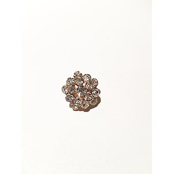 Silver & Gold Brooch