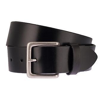PICARD belts men's belts leather belt black 2511
