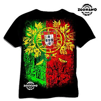 Zoonamo T-Shirt Portugal classic