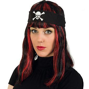 Paruka pirát hlavový pirát